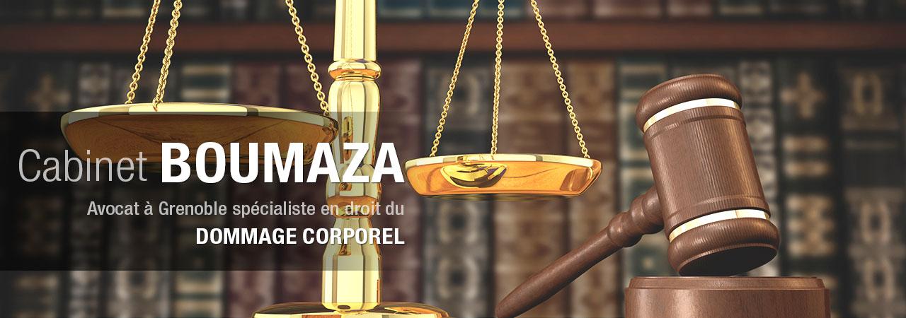 Avocat à Grenoble spécialiste en droit du dommage corporel